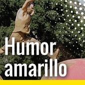 Humor amarillo en Pamplona