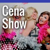 Cena show en Pamplona