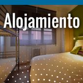 Alojamiento en Pamplona