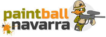 Paintball Navarra Retina Logo
