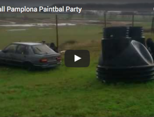 Paintball Party en Paintball Pamplona