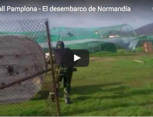 El Desembarco de Normandía en Paintball Navarra