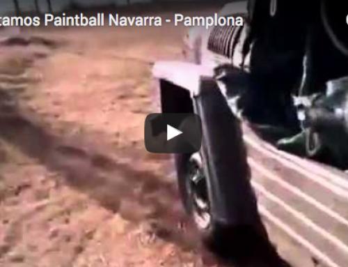 Presentación Paintball Navarra