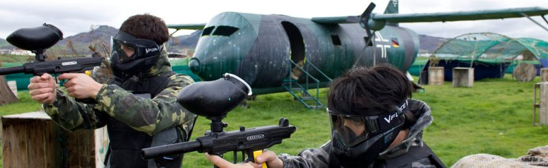 Paintball Pamplona