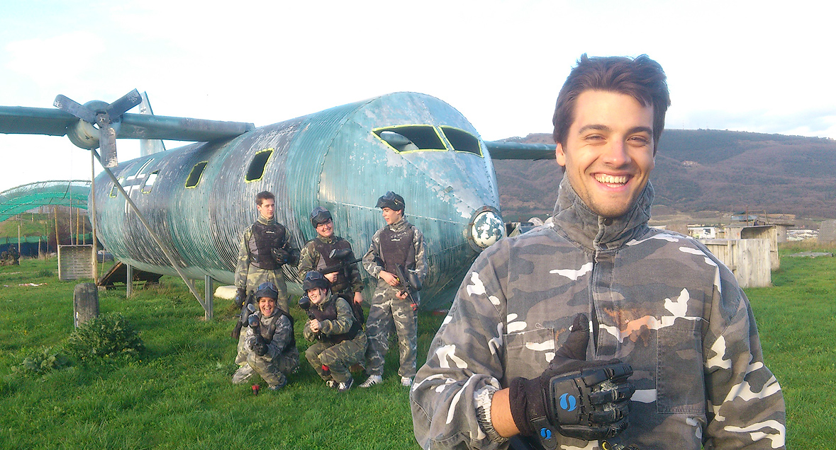 Paintball Navarra